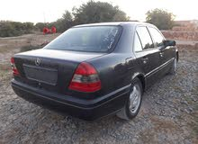 Gasoline Fuel/Power   Mercedes Benz C 180 1997