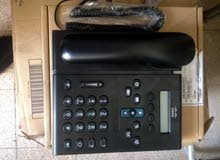 تلفونات بدالة  نوع sisco