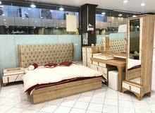 تخفيضات غرف نوم تركي جودة عالية جدا و ازواق رائعه ( الكمية محدودة )