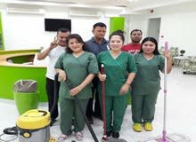 all type cleaning service