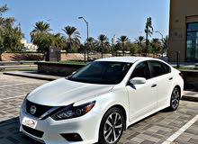 نيسان التيما اس ار 2017 Nissan altima SR