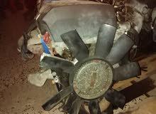 محرك مرسيدس 111
