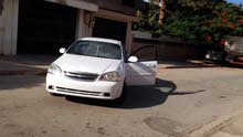 Chevrolet Optra 2009 For sale - White color