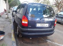 2002 Used Opel Zafira for sale