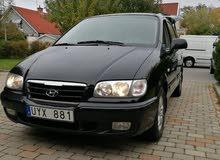 هونداي تراجيت 2.7V6 ماشاء الله السيارة في  ليبيا