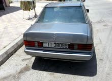 Used Mercedes Benz E 190 for sale in Irbid