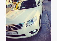 Toyota Aurion car for sale 2010 in Misrata city