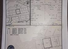 ارض للبيع مدينه النهضه 6 على 1 العامرات للتواصل 98193242