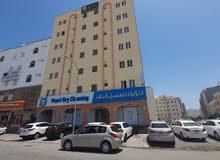 شقق للإيجار غرفتين في الغبرة.. Two BR flat for rent in Al Ghobrah