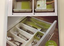 منظم لأدراج المطبخ