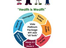 "Vida Platinum Package ""60 Tests"""