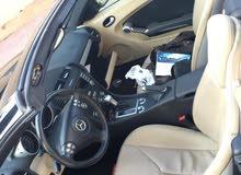 سيارة مرسيدس بحالة ممتازة، موديل 2007،مواصفات خليجية Mercedes SLK350 2007 GCC specs Gargash