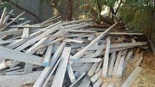 مطلوب خشب بناء