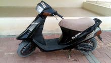 Up for sale a Suzuki motorbike