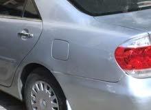 سيارة تويوتا كامرى للبيع