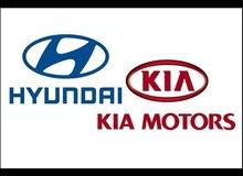 كهربائي سيارات الهايبرد  HYUNDAI   —KIA
