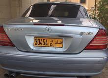 مرسيدس سي ال 2000