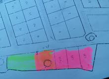 قطعة ارض سكنيه للبيع مساحته 3620متر مربع حي الزهور خلف الجامعه