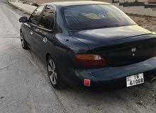 Gasoline Fuel/Power   Hyundai Avante 1996