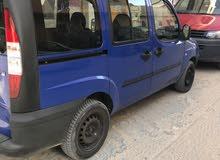 km mileage Fiat Doblo for sale