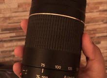 canon 75-300mm zoom lens