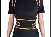 حزام استقامة الظهر ومنع التحدب الأصلي للرجال والنساء....