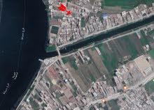 قطعة أرض مباني فرصة مميزة بحي الحاجبي بميت غمر