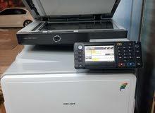 ماكينة ريكو mp c305