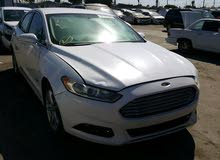For sale 2015 White Fusion