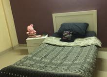 سرير 120 مع كومدينه