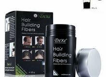 ألياف الشعر Dexe ( توصيل مجاني)