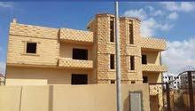 للبيع شقة 195مناصية بالحي التاسع قريبة جدا للبستان ومدخل زايد 3 و طريق واصلة دهشور استلام فوري
