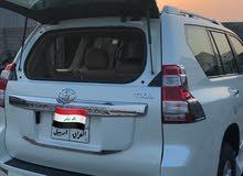 Toyota Prado made in 2014 for sale