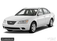 Available for sale! 1 - 9,999 km mileage Hyundai Sonata 2009