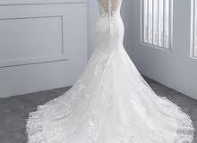 فستان زفاف   تصميم تركي و سورى