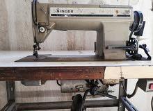 ماكينة خياطه سنجر الياباني 591 بحاله جيدة للبيع