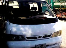 Manual Kia Borrego 2001