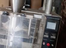 مكينة لتعبية السكر والارز والبقليات