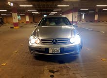Grey Mercedes Benz CLK 2003 for sale