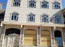 تقع العمارة بحي هبره منطقة شعوب ...تتكون من ثلاثه ادوار ...الدور الاول 2 كاكين و
