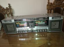 راديو جي في سي ياباني اصلي