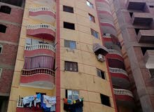 للبيع شقة 165 متر قريبة من الطالبية فيصل على بعد 5 دقائق من حى الهرم على شارع 20 متر