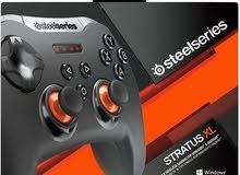 يد تحكم اصلية جديدة اندرويد ويندوز بلوتوث Stratus XL Bluetooth Gaming Controller: Windows, Android
