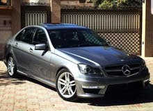 Mercedes Benz C 300 car for sale 2012 in Muscat city