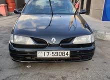 Renault Megane 1998 For sale - Black color