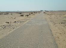 للبيع قطع اراضي بمدينة حلوان الجديدة على الدائري الإقليمي قرب العاصمة الاداريه