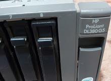 HP ProLiant DL 380 G5 Rack Server  سيرفر راك مستعمل و بالضمان
