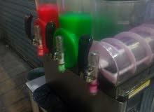 ماكينة سلاش عصير