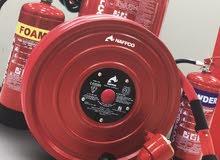 شركة لتركيب و صيانة انظمة مكافحة الحريق