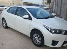 Corolla 2015 for sell perfect car